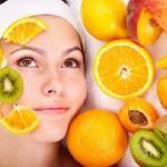 фруктовый пилинг на дому