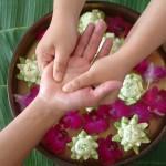 массаж рук на дому