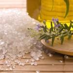 солевой пилинг на дому